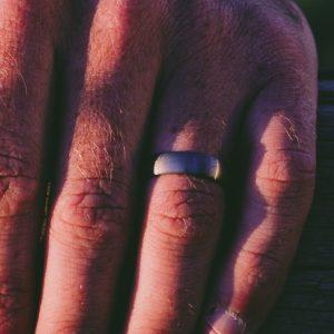 mens wedding ring